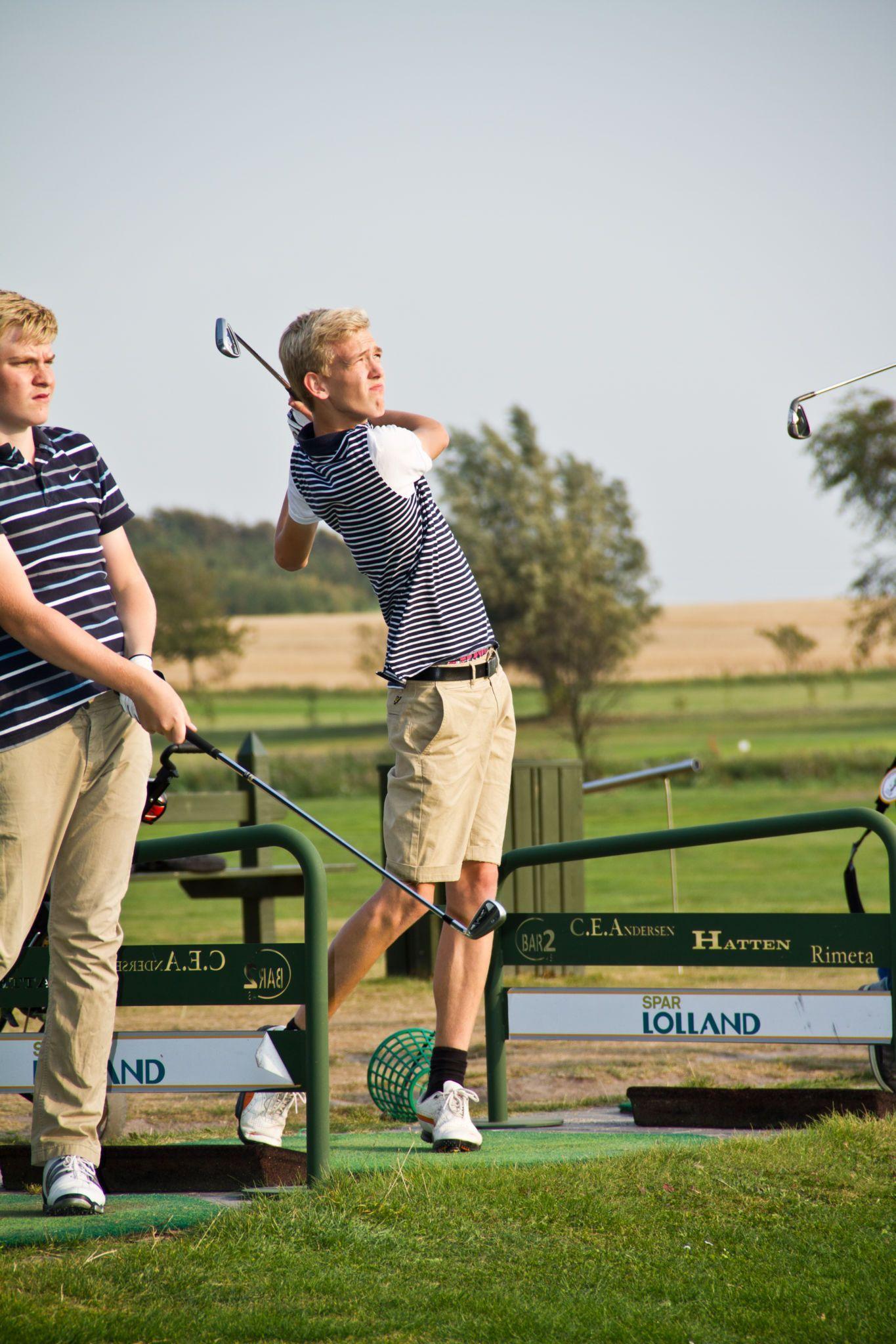 Golf efterskole