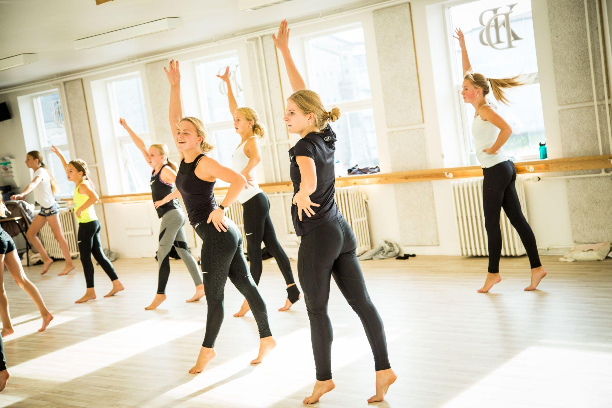 Efterskole med dans