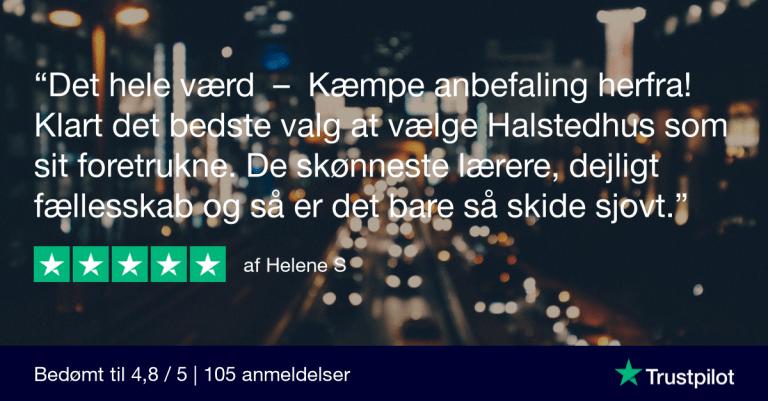Trustpilot Review - Helene S