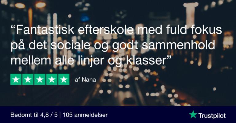 Trustpilot Review - Nana